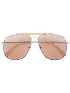 солнцезащитные очки-авиаторы Tom Ford Eyewear