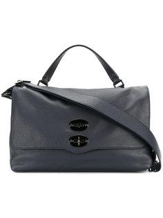 сумка-тоут с поворотным замком Zanellato