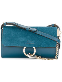 сумка Faye на цепочке Chloé