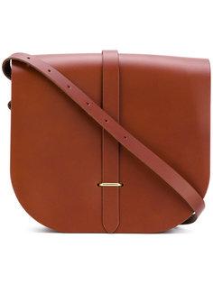 полукруглая сумка The Cambridge Satchel Company
