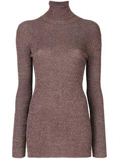 свитер с отворотом  Prada