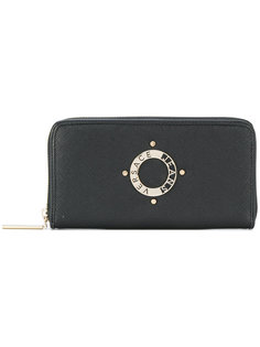 кошелек на молнии с логотипом Versace Jeans
