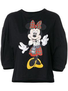 футболка с объемными рукавами Minnie Christopher Kane