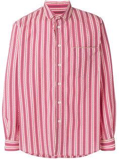 рубашка в пижамном стиле Henrik Vibskov
