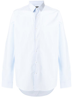 рубашка с длинными рукавами  Fendi