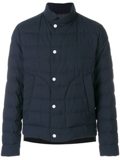 стеганая куртка на кнопках Moncler Gamme Bleu