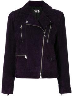 байкерская куртка Odina Karl Lagerfeld