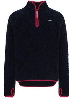 флисовый пуловер Martine Rose