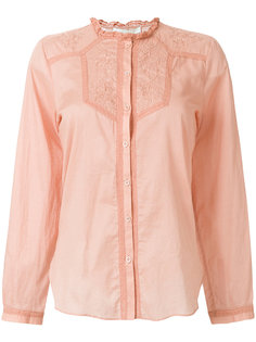 блузка с вышивкой Vanessa Bruno