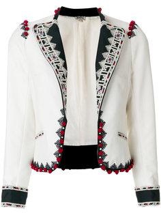укороченный пиджак  Talitha