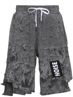 Rave washed shorts Liam Hodges