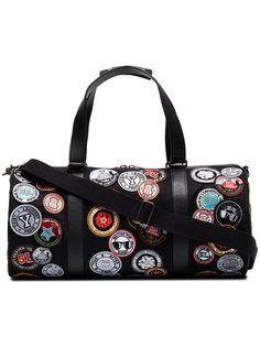 дорожная сумка с нашивками Noe Saint Laurent