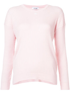 rib knit sweater Courrèges