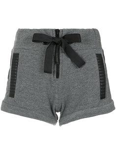 track shorts Andrea Bogosian