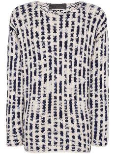 свитер в полоску The Elder Statesman
