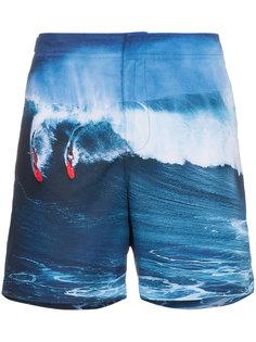 шорты для плавания Bulldog Dropping Orlebar Brown