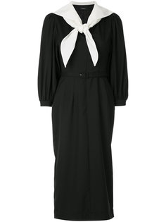 платье-карандаш с матроской  G.V.G.V.