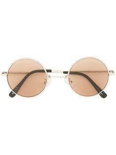 солнцезащитные очки в круглой оправе G.V.G.V.