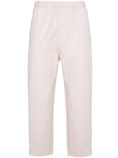 зауженные брюки  Jil Sander