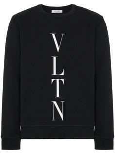 толстовка с принтом логотипа Valentino