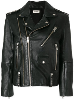 куртка с заклепками Liya Zadig & Voltaire