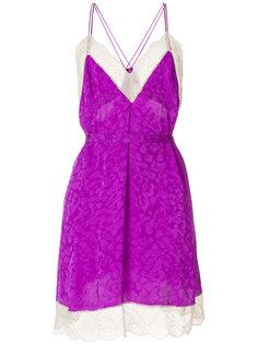 платье с жаккардовым узором Zadig & Voltaire