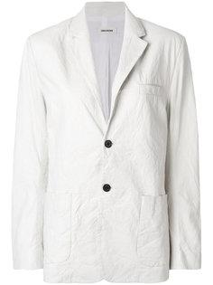пиджак мешковатого кроя Zadig & Voltaire