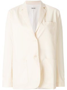 приталенный классический пиджак Zadig & Voltaire