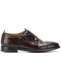 Sandie double-monk shoes Officine Creative