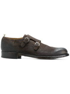 Tempus monk shoes Officine Creative