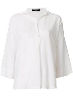 рубашка свободного кроя с V-образным вырезом Steffen Schraut