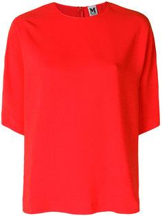 классическая блузка шифт  M Missoni