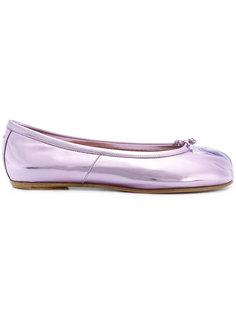 балетки с носком с разделенным большим пальцем Maison Margiela