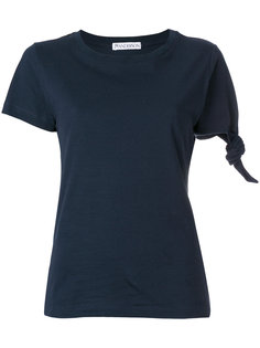 футболка с узлом JW Anderson