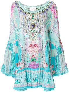 платье с цветочным принтом  Camilla