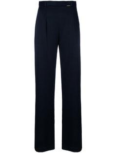 широкие брюки с завышенной талией  Styland