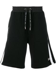 спортивные брюки с полосками по бокам Les Hommes Urban