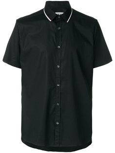 рубашка с отделкой молнией Les Hommes Urban