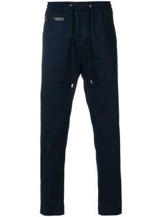 спортивные брюки на шнурке Les Hommes Urban