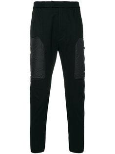 брюки с накладными карманами Les Hommes Urban