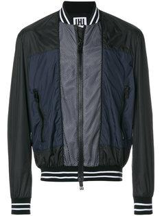 куртка-бомбер на молнии Les Hommes Urban