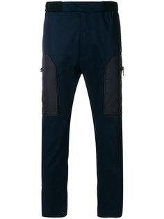 брюки узкого кроя Les Hommes Urban