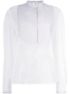 блузка с прозрачными рукавами Isa Arfen