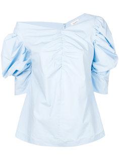 "блузка с рукавами-""фонарик"" Isa Arfen"