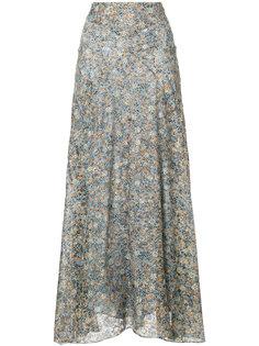 юбка с цветочным принтом Ferone Isabel Marant