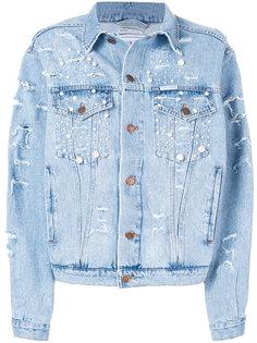 джинсовая куртка Tokyo Forte Couture
