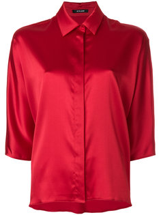 рубашка с рукавами три четверти  Styland