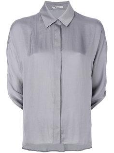 рубашка с укороченными рукавами  Styland