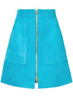 юбка с застежкой на молнию спереди Dvf Diane Von Furstenberg