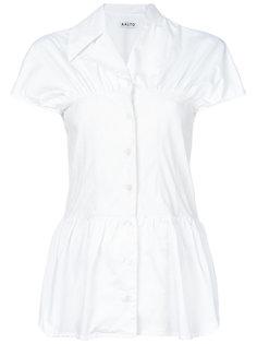 присборенная рубашка  Aalto